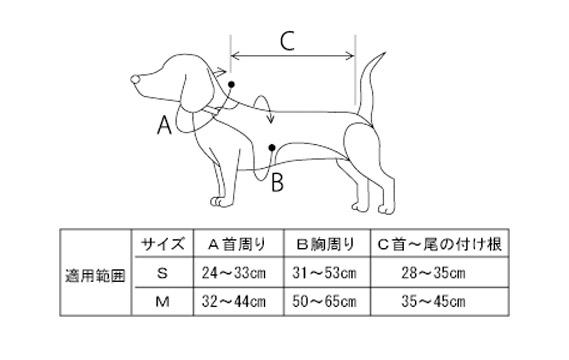 わんコル・わんコルプロの測定図